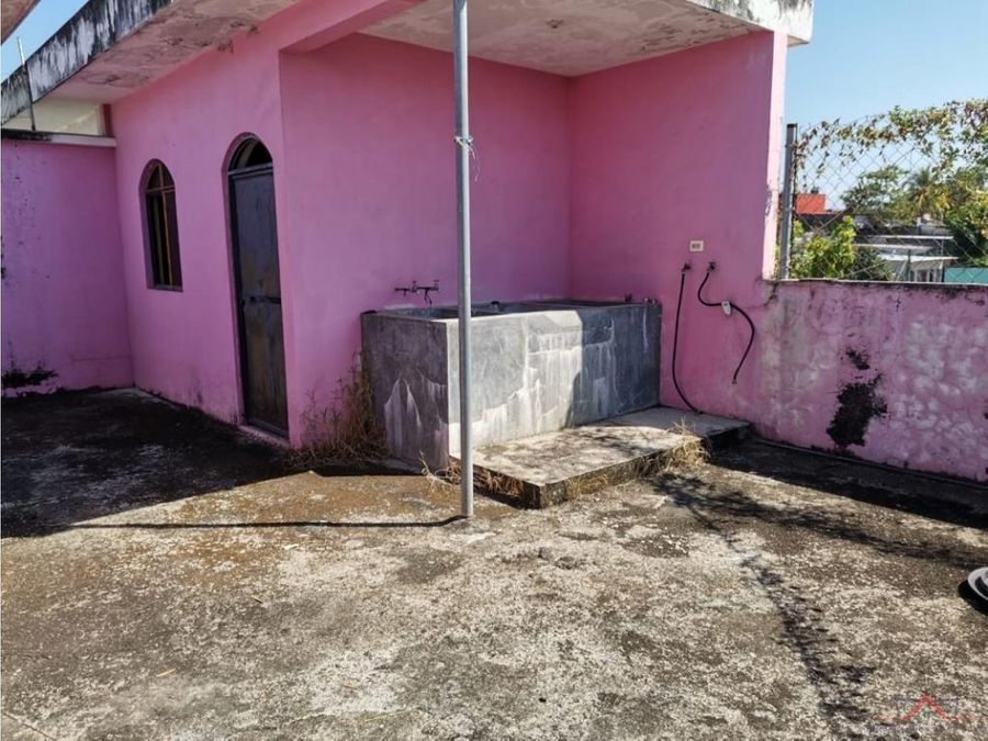 se vende casa en lomas del soconusco