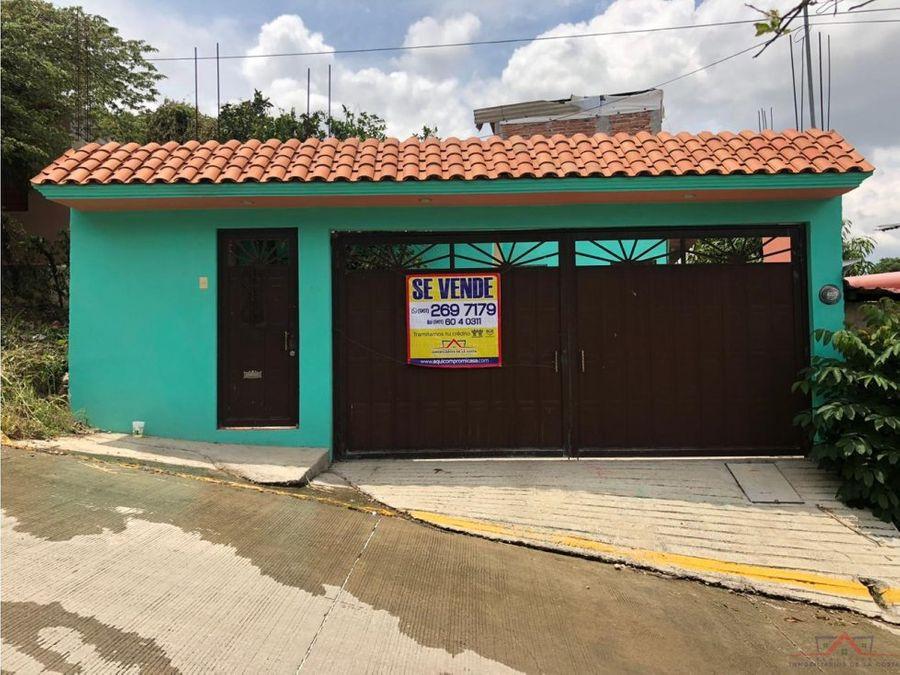 casa en venta colonia 6 de junio