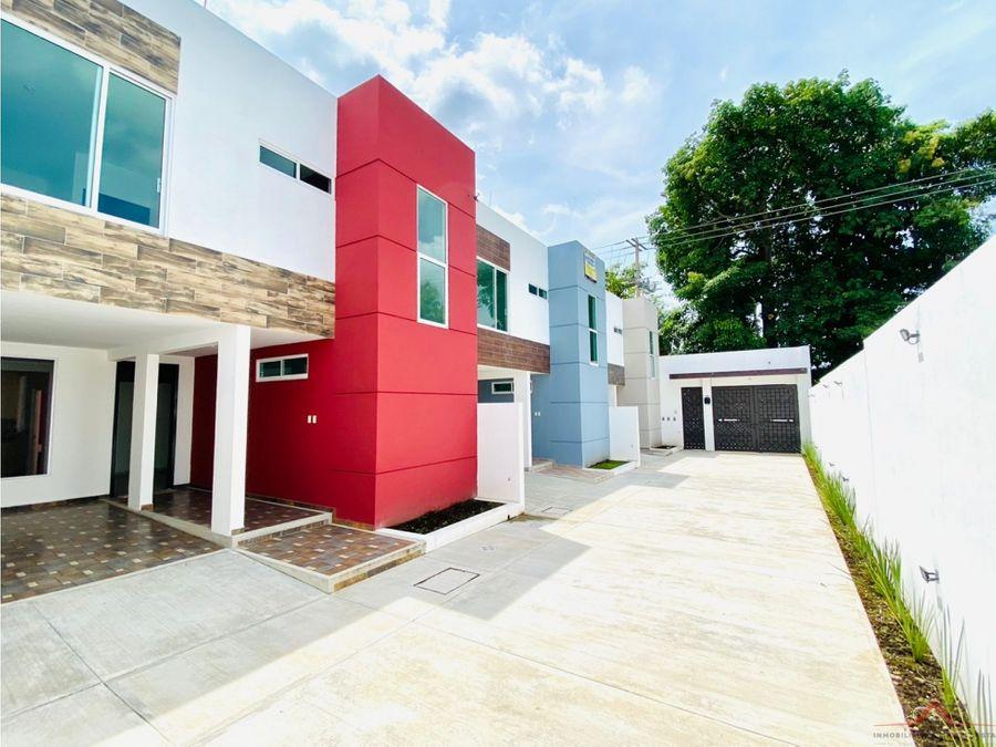 se venden casas en privada residencial las vegas