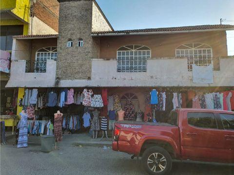 se vende o renta propiedad para negocio comercial mercado san juan