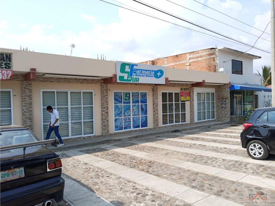 renta de locales comerciales carretera puerto chiapas