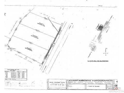 terreno en venta en carretera a puerto chiapas