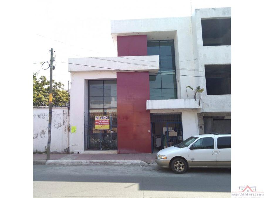 edificio comercial en venta en 6a sur tapachula
