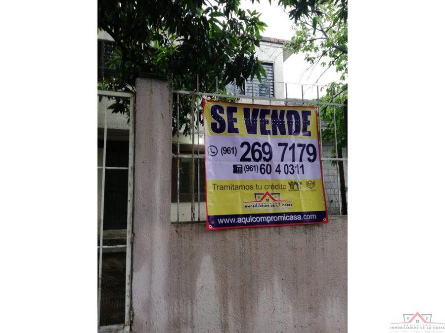 casa en venta fracc infonavit grijalva