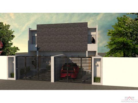 casas en preventa proyecto en desarrollo