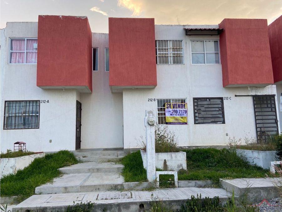casa en venta en fraccionamiento lomas del pedregal
