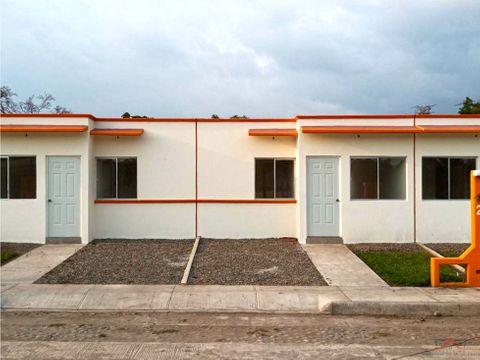 se vende casa economica fracc el palmar