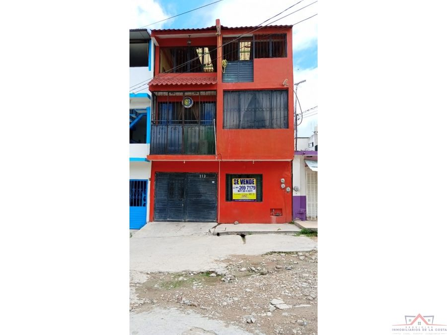 casa en venta en fraccionamiento la mision