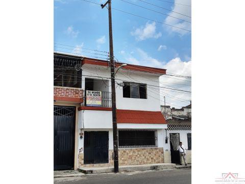 casa en venta o renta en 11 norte tapachula
