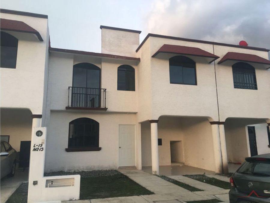 casa en venta en valle verde tapachula