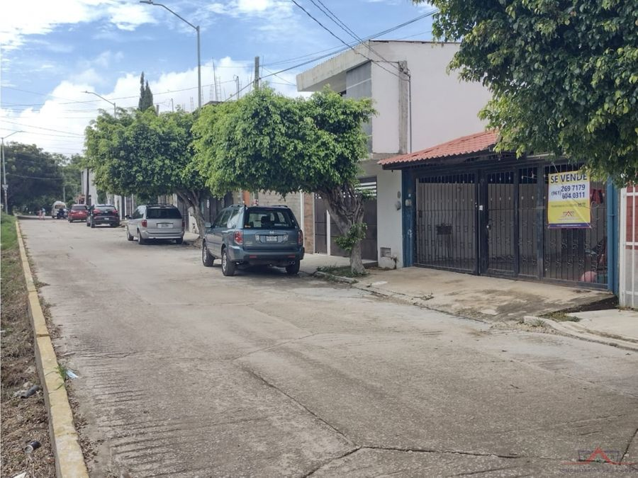 casa en venta en fraccionamiento bonampak