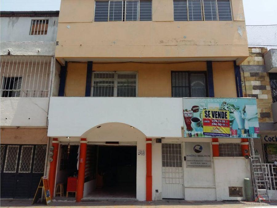 edificio en venta 3a oriente sur tuxtla gutierrez