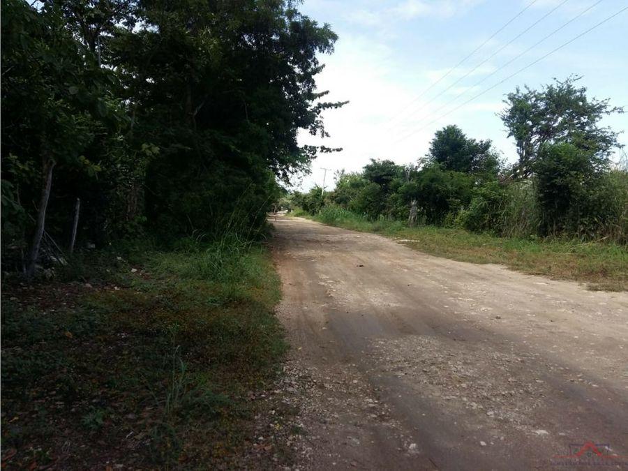 terreno en venta rivera del carmen tuxtla gtz
