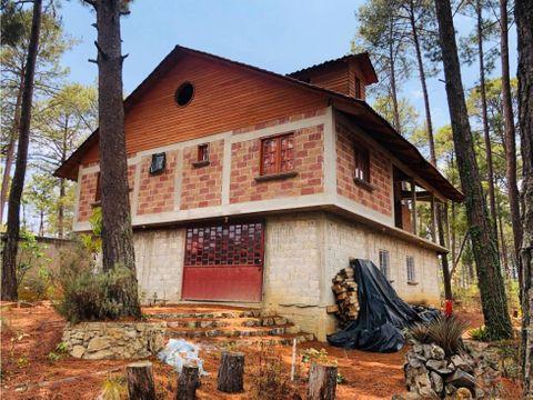 cabana en venta en san cristobal de las casas