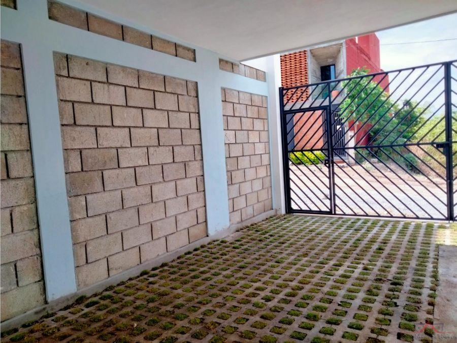 casa en venta en barranca verde