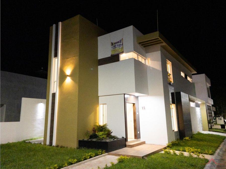 se vende casa nueva en el fraccionamiento terranova