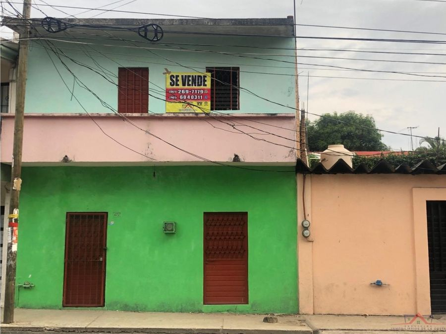 casa en venta en novena avenida sur