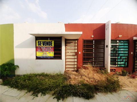casa en venta en fracc villareal