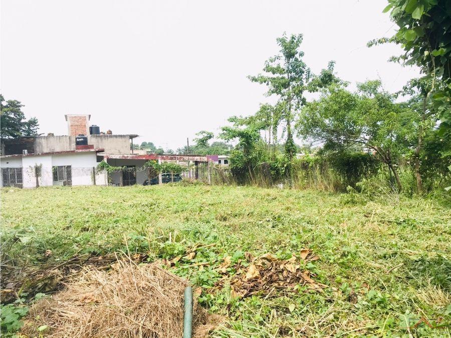 se renta terreno en barrio esquipulas huixtla