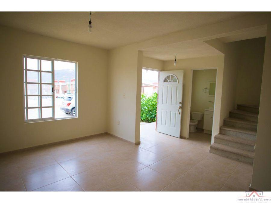 casa en venta en fraccionamiento residencial bosques de la trinidad