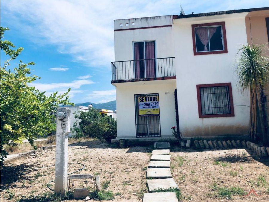 casa en venta en fracc jardines del grijalva