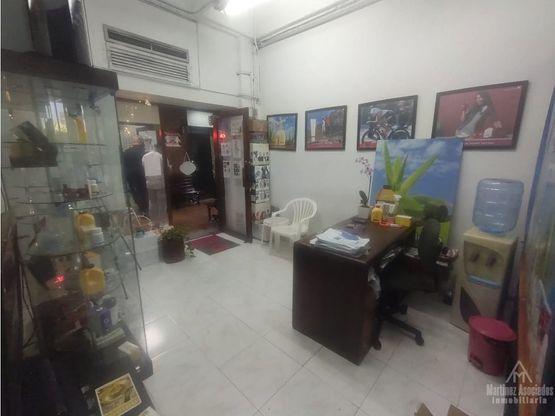 Local comercial en venta Villanueva Centro Medellín
