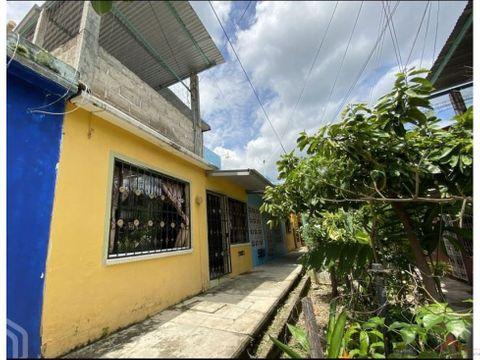 casa en venta en san jose el eden tapachula
