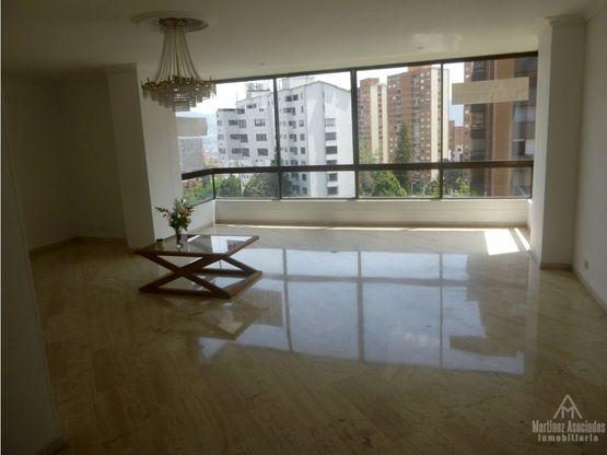 Apartamento en venta en Los Balsos el Poblado