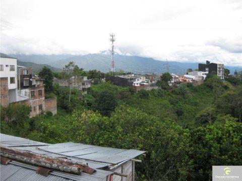 lote urbano armenia av bolivar rico 9700