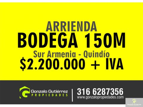 bodega sur armenia 150
