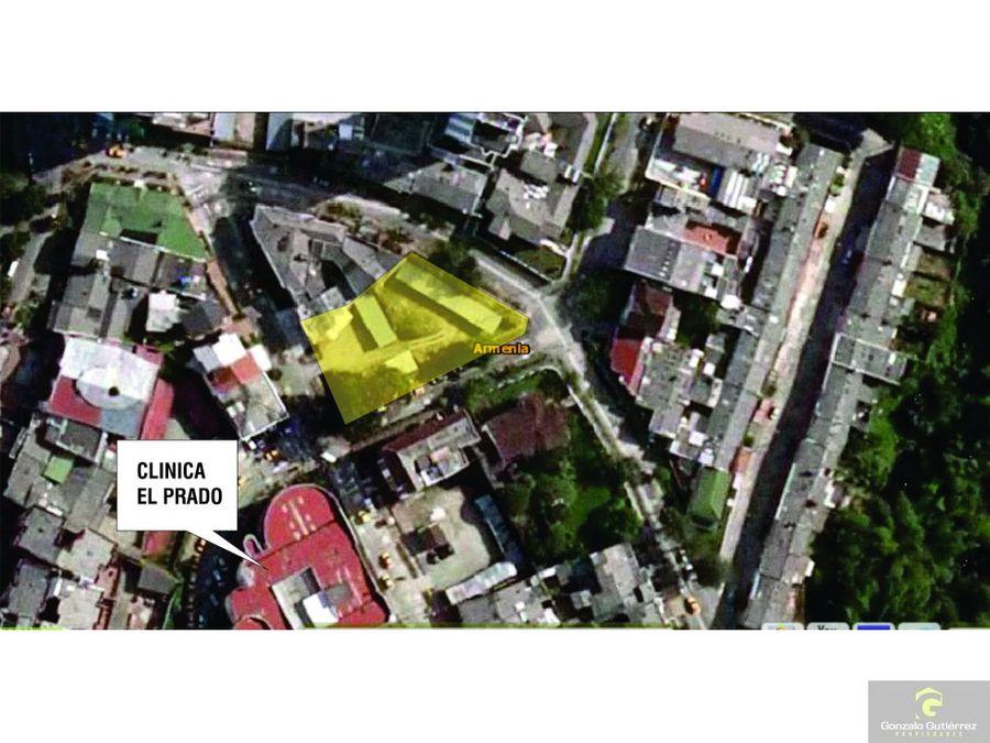 lote norte armenia sector clinicas lon 1250