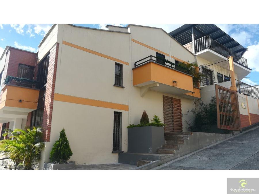 casa en condominio occidente armenia