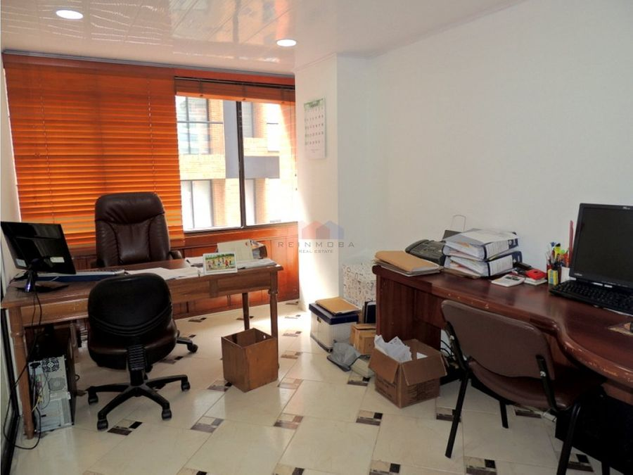 oficinas en arriendoventa en san patricio