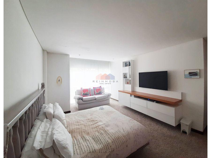 apartamento en venta en santa barbara alta