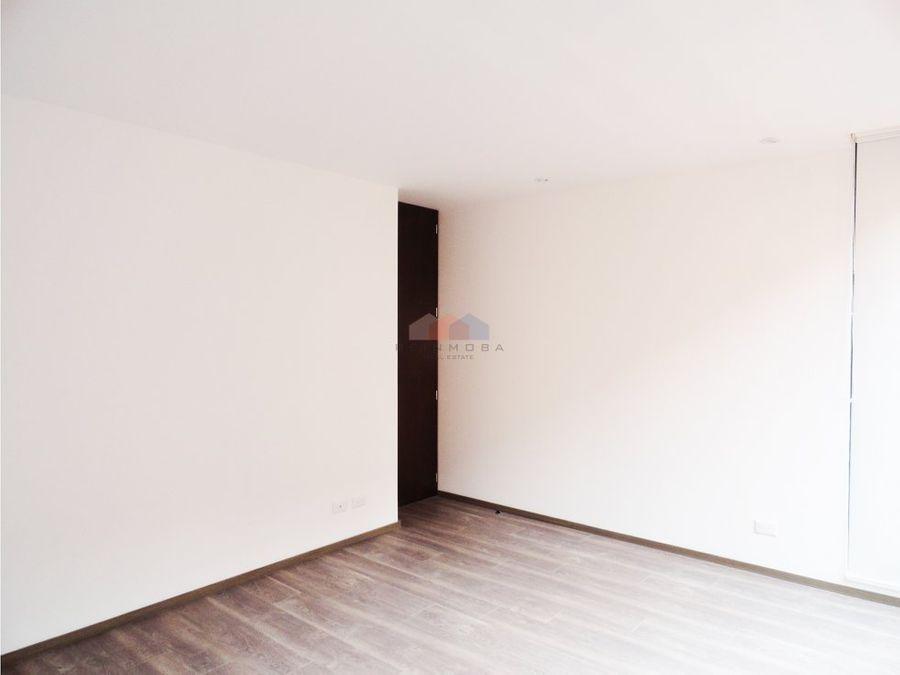 apartamento en venta en el chico
