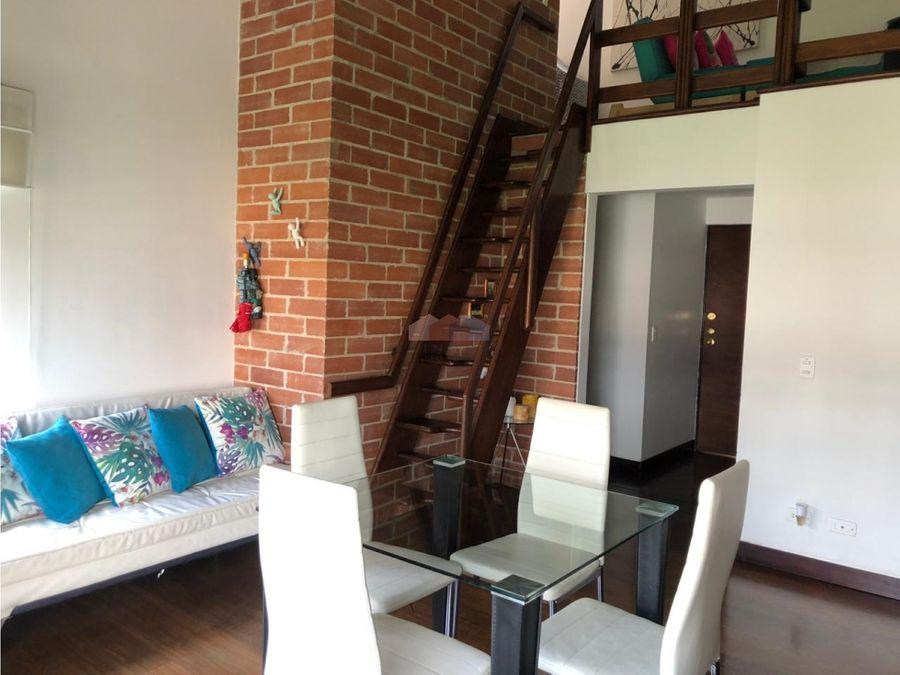 duplex remodelado en venta en mirador de niza bogota