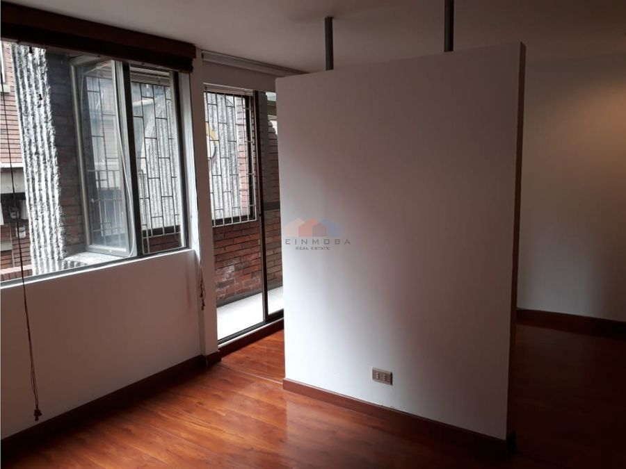apartamento con terraza en venta en chico bogota