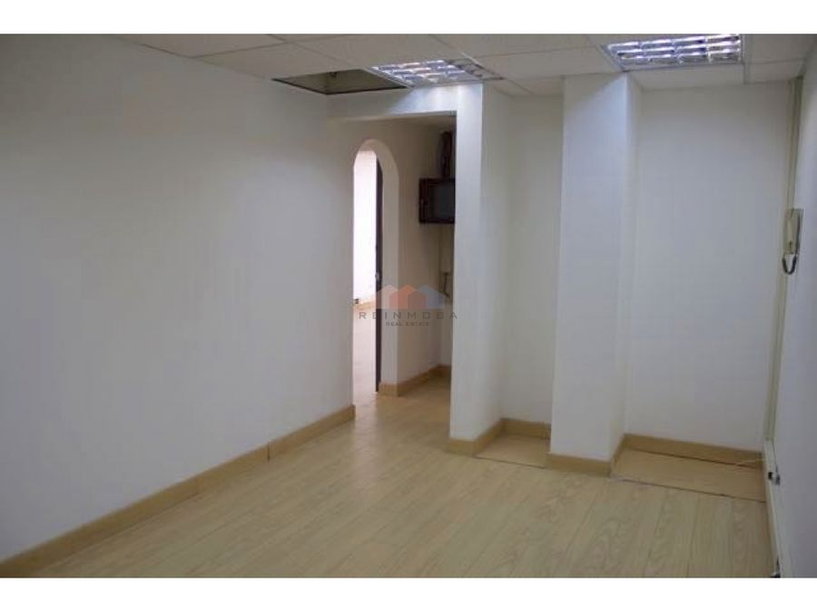 oficinas remodeladas santa barbara bogota