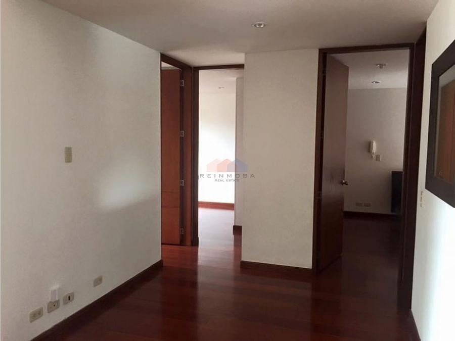 apartamento en arriendo en santa ana bogota