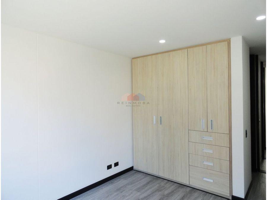 apartamento en arriendo en san patricio