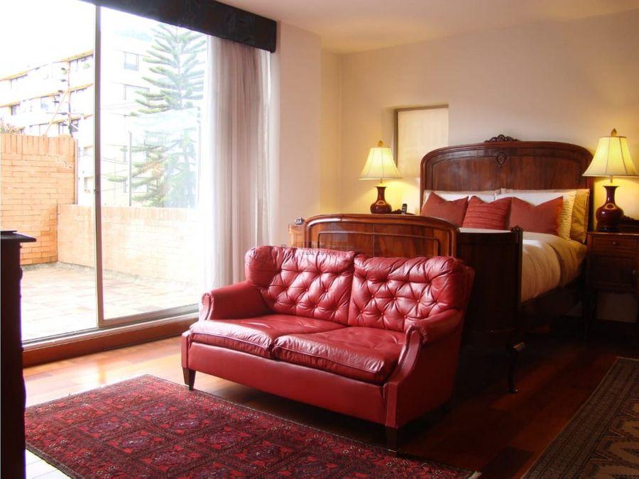 apartamento con terraza en venta en chico navarra