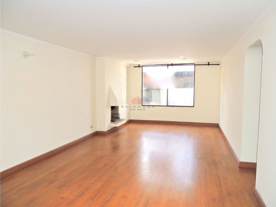 apartamento duplex con terraza en arriendo en santa barbara central