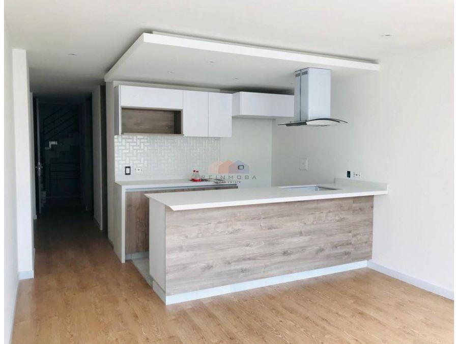 apartamento a estrenar en venta en cedritos
