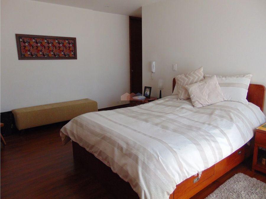 apartamento duplex en venta en san patriciobogota