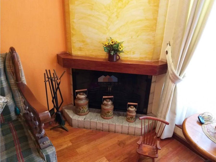 casa en venta en gratamira bogota