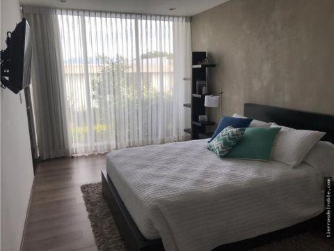 apartamento contemporaneo en escazu guachipelin