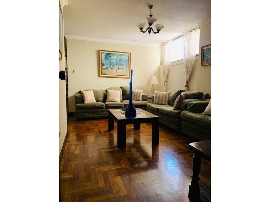 apartamento en venta el greco zona 14