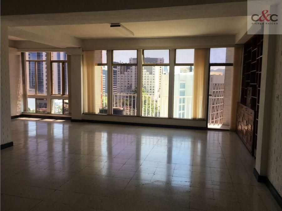 apartamento en venta av reforma zona 9