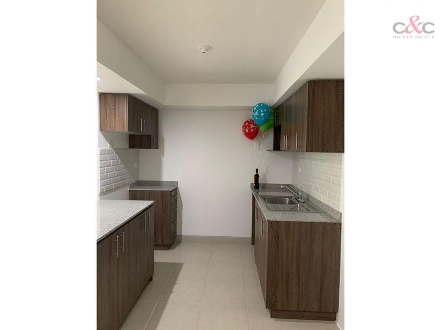 apartamento en renta condado naranjo edifcio alegria