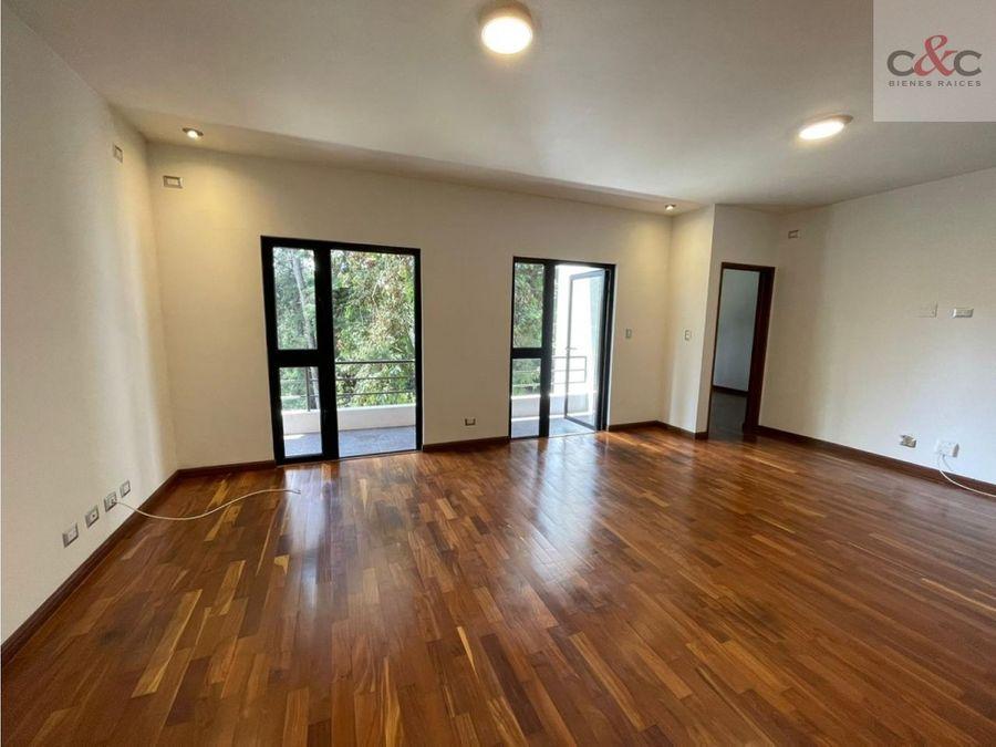 apartamento en venta villa ensenada zona 16
